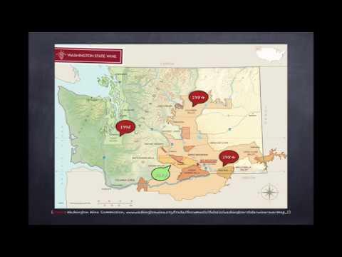 Winecast: Washington Wine
