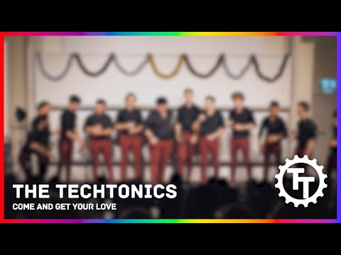 Download Come and Get Your Love - The Techtonics (opb. Redbone)