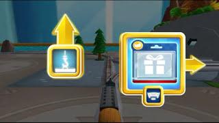Томас и его друзья: Волшебные пути - Паровозики для детей - мультик игра для детей от Budge Studios