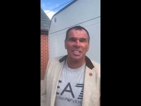 Paddy Doherty Challenge To Eany Mcginley