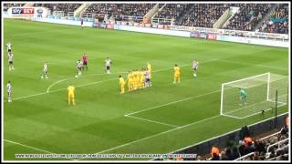 The night Newcastle were promoted | Match day experience