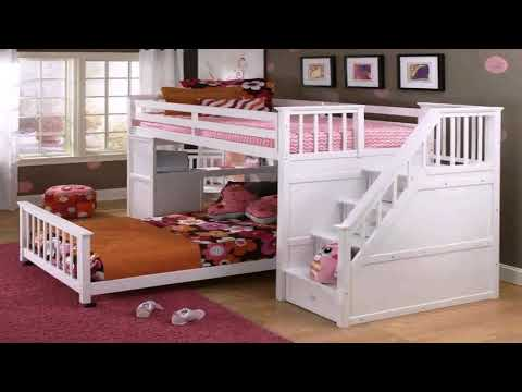 Twin Over Full Bunk Bed Plans Diy - Gif Maker  DaddyGif.com