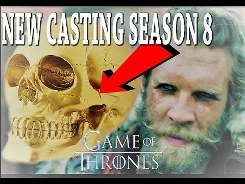 Game Of Thrones Season 8 News- New Casting   Golden Company  S8 New Characters Breakdown
