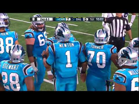 2015 Panthers @ Cowboys