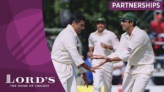 Wasim Akram & Waqar Younis - 'A partnership made in heaven'