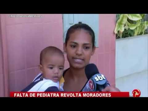 Falta De Pediatra Revolta Moradores