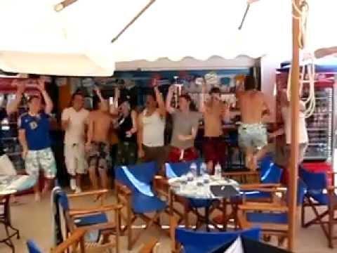 Aegean Sky Malia......Scottish Sexy Boys.....Americano Ballet Team...!!!!!