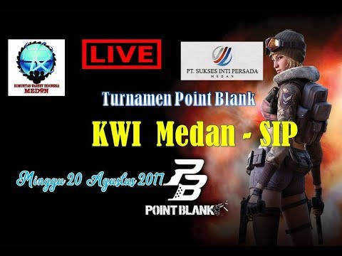 TURNAMEN POINT BLANK KWI MEDAN - SIP