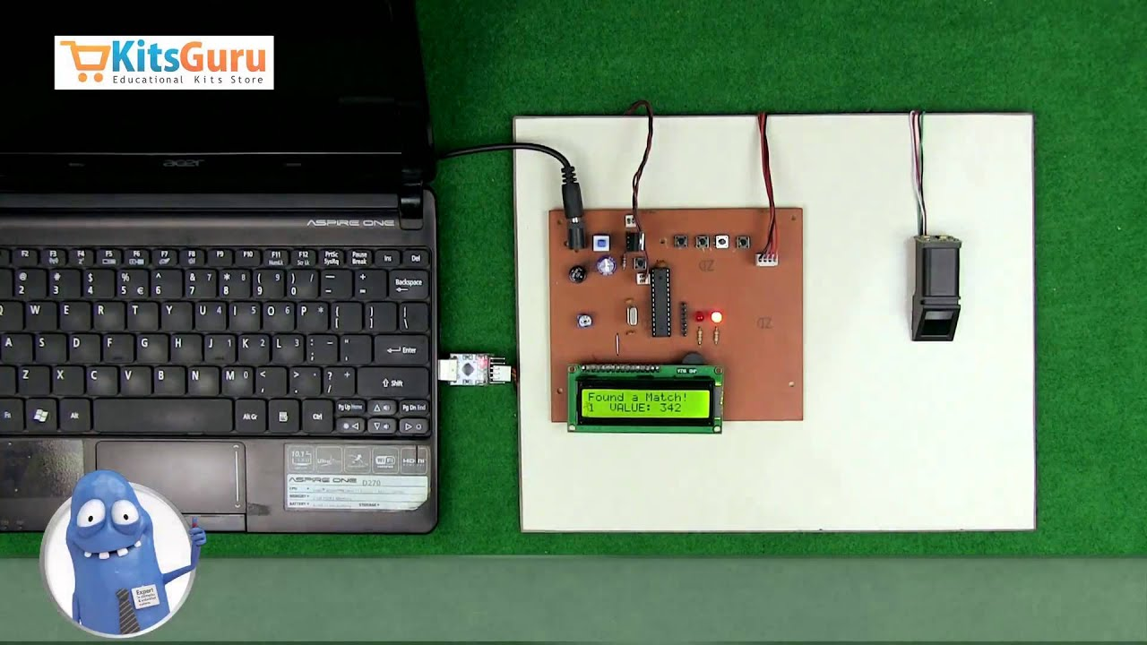 Microcontrollers Gt Avr Gt Rfid Based Security System With At89s52