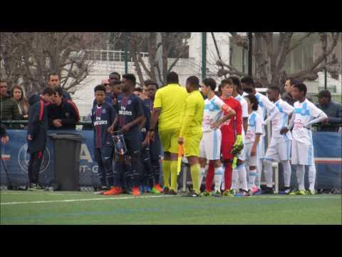 PSG 4-0 OM Match amical