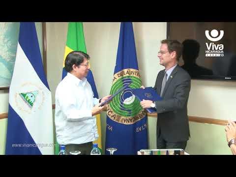 Nicaragua Firmó acuerdo de libre visado con Brasil