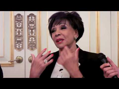 Dame Shirley Bassey NEW Interview RARE HD VIDEO Life Story EXCLUSIVE
