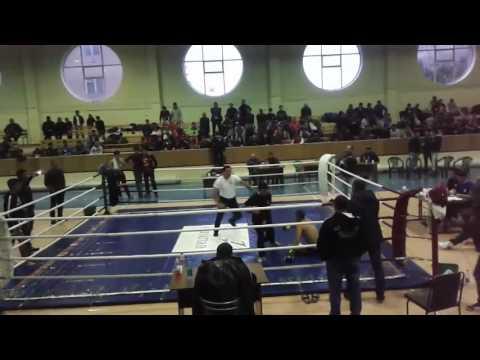 Samvel Ghazaryan KIDORYOU KARATE