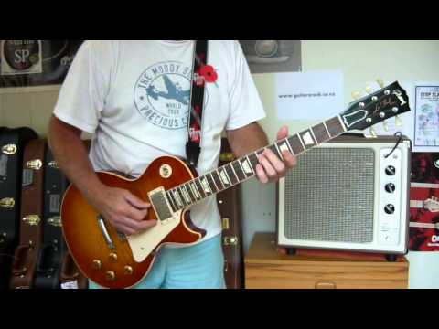 How to play LET YOUR LOVE FLOW Bellamy Bros Guitar Lesson by Guitars Rock