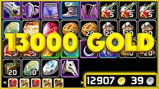 Classic WoW - How I made 13000 Gold in 30 days. A Vanilla story.