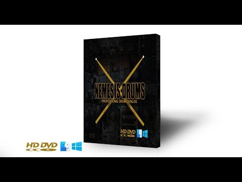 VIP SOUNDLAB Nemesis Drums HD Catalog Review & Making a Beat