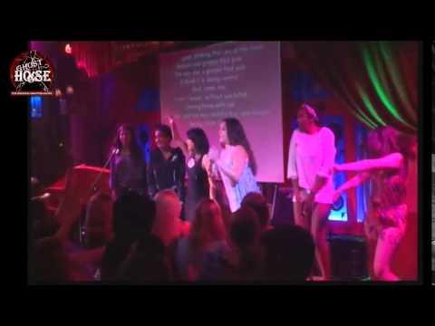 International karaoke show @Ghost house 8/7/15