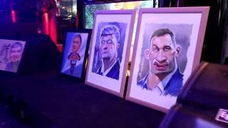 Карикатура Кличко за 2000$ Анатолий Бабич