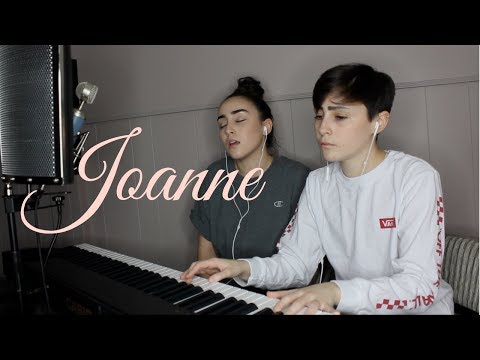 Joanne - Lady Gaga Cover (by Dane & Stephanie)
