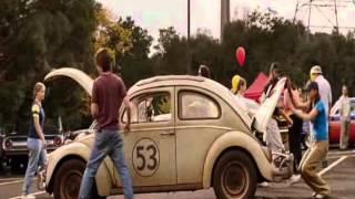 Errores de películas: Herbie a toda marcha