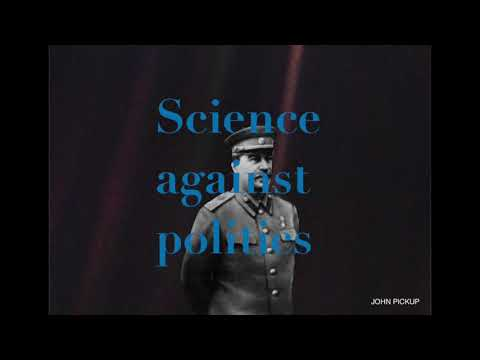 JOHN PICKUP - Science Against Politics (single 2019)