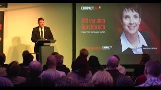 COMPACT Live: AfD vor dem Durchbruch