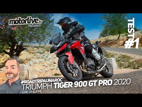 TRIUMPH TIGER 900 GT PRO, PART 1 | TEST