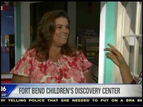 The Fort Bend Children's Discovery Center sneak peak before grand opening
