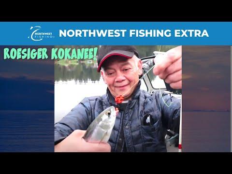 Lake Roesiger Kokanee And Rainbow Trout Fishing