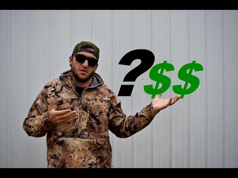 Is Sitka Hunting Gear Worth The Money?$