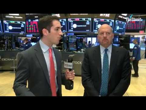 REPLAY: Jim Cramer NYSE Live Show, Tuesday, November 14th