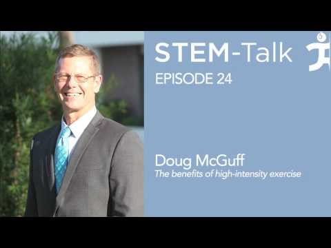 Episode 24  Doug McGuff talks about resistance training, myokines, strength and health