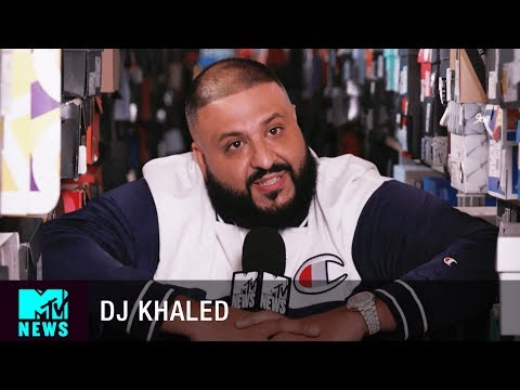 DJ Khaled on Migos' Success & His New Song 'Major Bag Alert' | MTV News