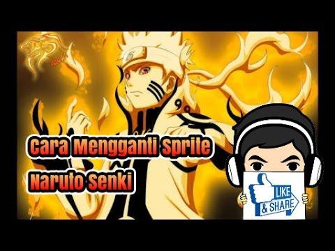 Tutorial Cara Mengganti Sprite/Karakter Naruto Senki!