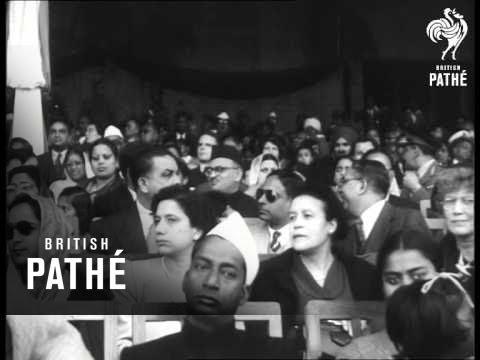 India Becomes A Republic (1947)