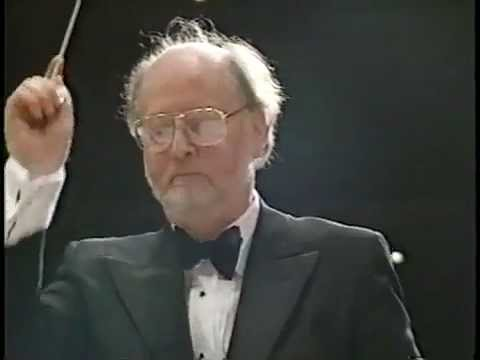 John Williams conducts E.T. - Adventures on Earth