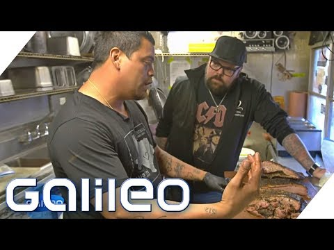Das geilste Barbecue in Texas | Galileo | ProSieben