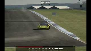 Assetto Corsa , corvette at donnington
