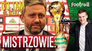 Od zera do Mistrzów Świata w 3 dni - witamy w Polsce! | Polska 4:0 Izrael