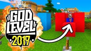 TROLLEANDO EN GODLEVEL PERU VS ESPAÑA | Surviland Mini Minecraft Episodio 19