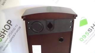 Кварцевые настенные часы Seiko QXM363BN с маятником обзор