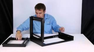 Como montar um bastidor RACK da SIGNAL