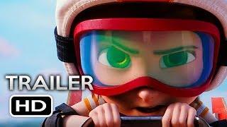 WONDER PARK Official Trailer 2 (2019) Mila Kunis, Jennifer Garner Animated Movie HD