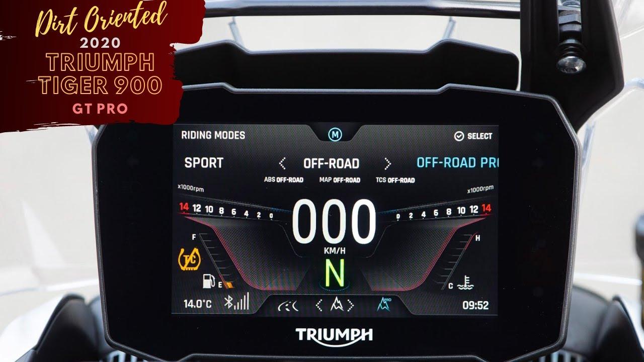 2020 TRIUMPH TIGER 900 GT PRO PRICE, SPECS & REVIEW