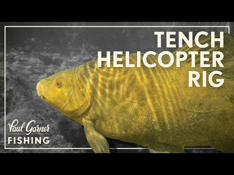 BIG TENCH - The Helicopter Rig Explained