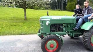 Traktorentreffen Guldenen nähe Zürich