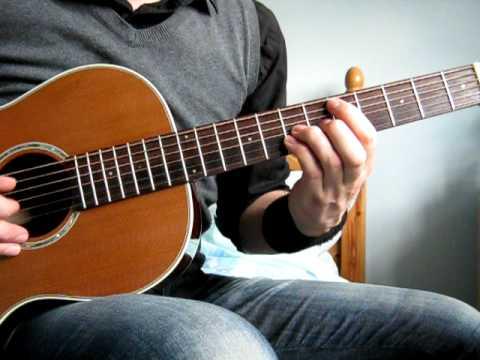 e.s posthumus nara acoustic guitar