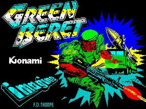 ZX Spectrum Longplay [061] Green Beret