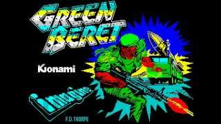 ZX Spectrum Longplay [061] Green Beret