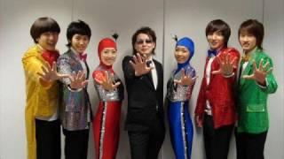 081003 宇宙GメンTAKUYA (RADIO)/ SUPER JUNIOR-T×モエヤン (2/3)